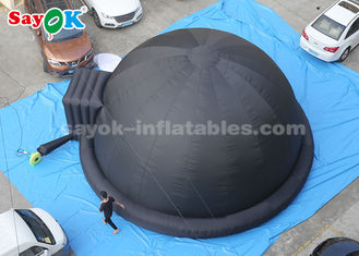100% Blackout 7 Meter Portable Planetarium For Schools / Planetarium Dome Projector